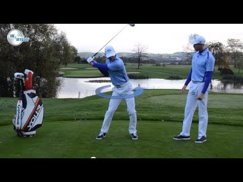 Downswing Golf Drill For Longer Golf Shots