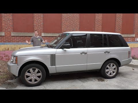 Introducing the DougScore! (and Reviewing My Range Rover) (видео)