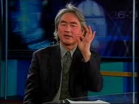 AI - Physicist Michio Kaku : The Screensavers on TechTV. Topics : Artificial Intelligence Physics Universe Space Moore's Law Quantum Computers ... and More.