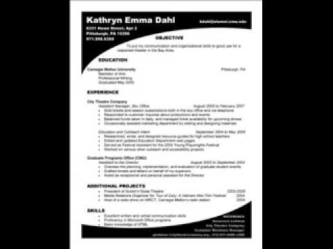 free resume templates download. 10 free resume templates to