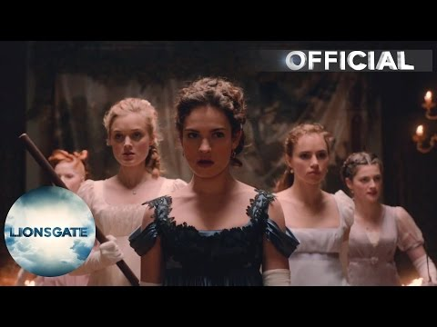 Pride and Prejudice and Zombies (UK TV Spot 'Romance')