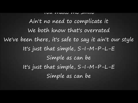 Video Simple - Florida Georgia Line Lyrics download in MP3, 3GP, MP4, WEBM, AVI, FLV January 2017