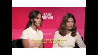 Baby Driver Trailer subtitulado espanol
