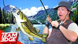 Video Fishing Face-Off! | Losers Swim to Shore!! 🎣 MP3, 3GP, MP4, WEBM, AVI, FLV Juni 2019