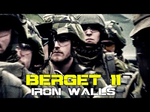 9° Incursori Softair Roma - Video: Berget 11 Iron Walls