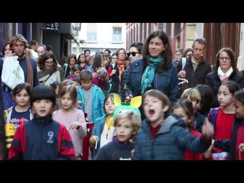 V Desfile de farolillos de San Martín
