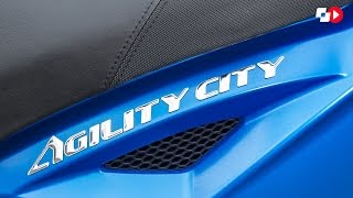 4. KYMCO Agility City 125 - Prueba, opinión y detalles