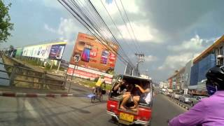 Songkhla Thailand  City pictures : Day 1 - South Thailand Tour 2016 - Hatyai - Songkhla