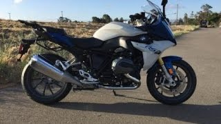 4. 2016 BMW R1200RS * Shake & Bake...Ride and Review.