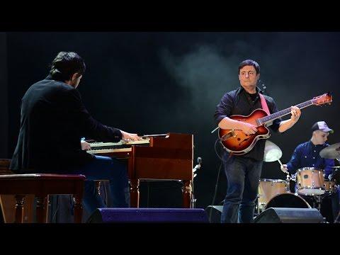 На «Черкаських джазових днях» зіграли лише українські виконавці