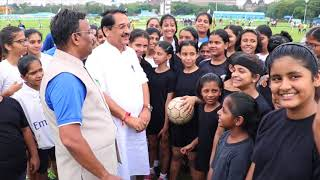 Maharashtra's Department of Sports spearheads 'Mission 11 Million' with 'Mission 1 Million'