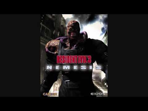 Resident Evil 3: Nemesis OST - Option Screen