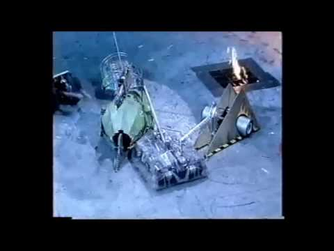 Robot Wars Series 4 Northern Annihilator