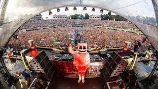 Video Marshmello - LIVE @ Tomorrowland Belgium 2017 MP3, 3GP, MP4, WEBM, AVI, FLV Januari 2019