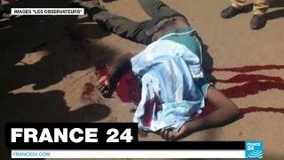 Abonnez-vous à notre chaîne sur YouTube : http://f24.my/youtube BURKINA FASO - Assemblée nationale incendiée, télévision publique prise d'assaut : le ...