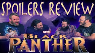 """Video Marvel's """"Black Panther"""" SPOILER movie REVIEW and DISCUSSION!! MP3, 3GP, MP4, WEBM, AVI, FLV Juni 2018"""