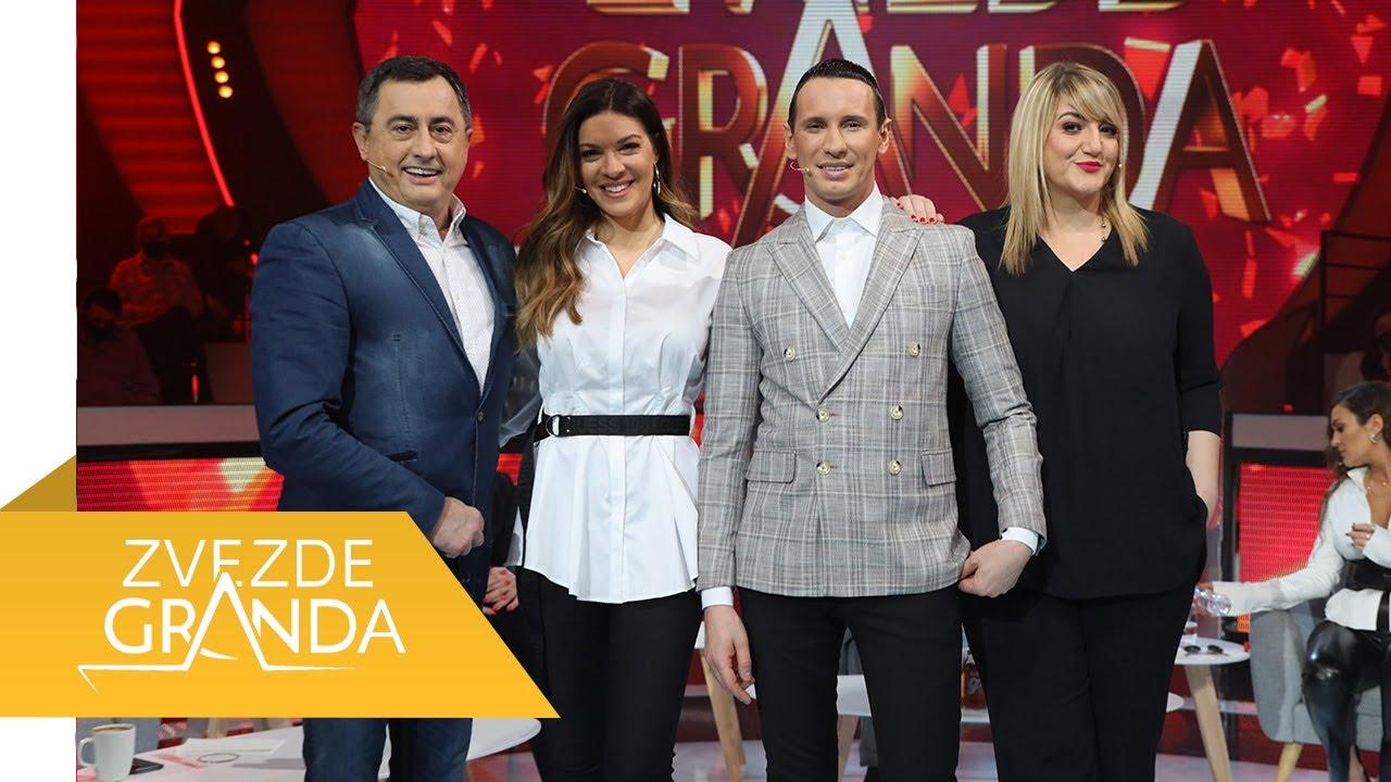 Zvezde Granda Specijal – (21. februar) – cela emisija