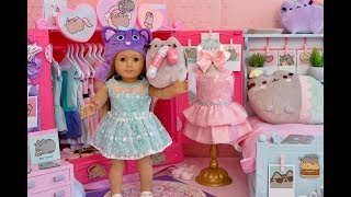 Video American Girl Doll Pusheen Cat Room! MP3, 3GP, MP4, WEBM, AVI, FLV Mei 2018