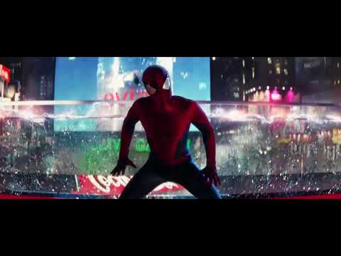 Spider Man vs Electro First Fight 4K ULTRA HD