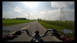 3. 2007 Harley davidson 883 spoertster test drive review