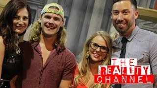 Nicole Franzel Big Brother 16 Backyard Interview BB16