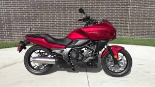 9. 001118   2014 Honda CTX700 Used motorcycles for sale