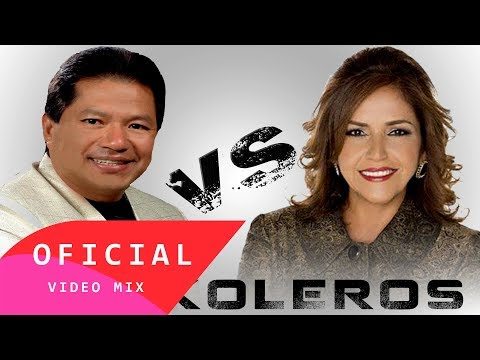 SEGUNDO ROSERO VS JENNY ROSERO MIX ROCKOLERAS ®
