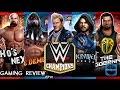 WWE Champions Review | (sinhala)