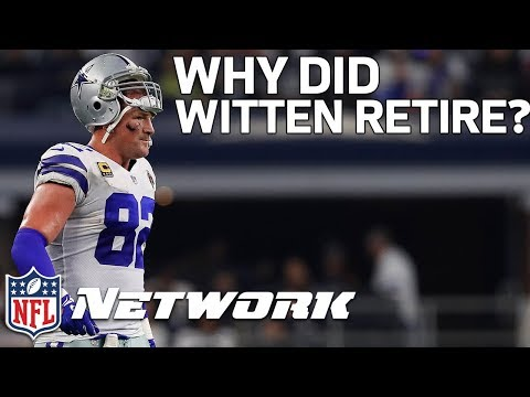 Video: Why Did Jason Witten Retire & What Does this Mean for Dallas? | NFL Network