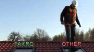 FAKRO - Video_Roof windows endurance test