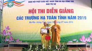 HỘI THI DIỄN GIẢNG TỈNH BR-VT NĂM 2019 ( PHẦN 2)- ĐẠI TÒNG LÂM
