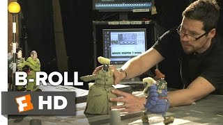Shaun The Sheep Movie B Roll  2015    Stop Motion Animated Movie Hd