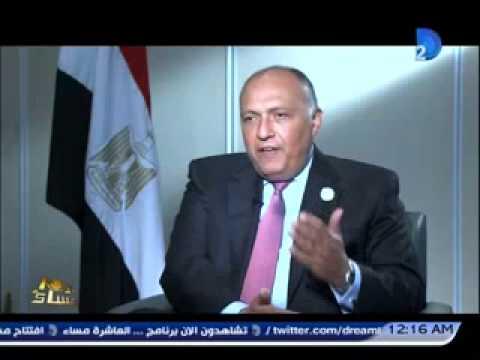 بالفيديو.. سامح شكري يكشف حقيقة المصالحة مع قطر