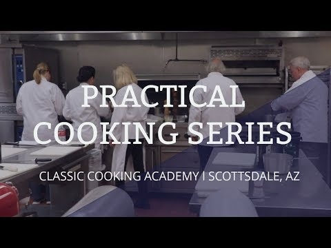 Practical Cooking Series L Scottsdale Cooking Class Series