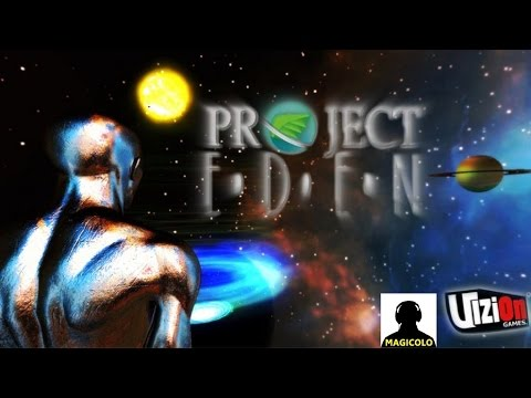Project Eden: Arrival - Free INDIE Game 3D Adventure