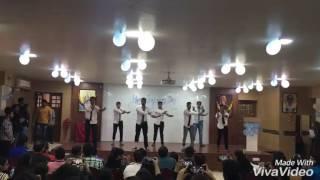 VESIM stand-up dance..