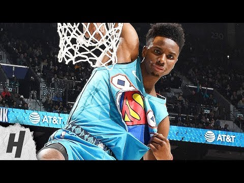 2019 NBA Slam Dunk Contest - Full Highlights  2019 NBA All-Star Weekend