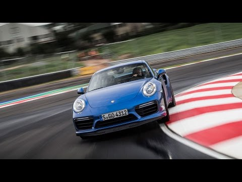 porsche 911 turbo s - test drive