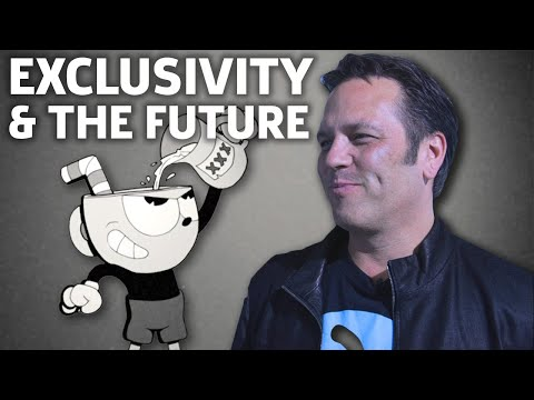 Xbox Boss Phil Spencer Talks Exclusivity, Cross-Play, and the Xbox One X's Success