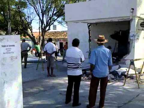 Assalto em Aracatu 04/06/11