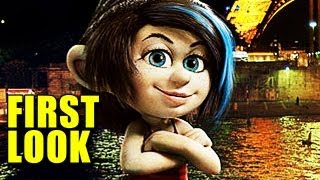 The Smurfs 2 First Look (2013) - Photo Featuring Vexy and Hackus