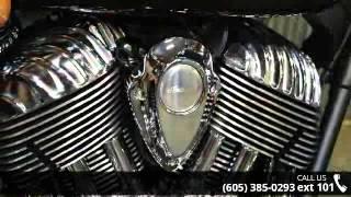 10. 2016 Indian Chief Vintage Thunder Black  - Vern Eide Moto...