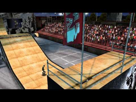 Video of MegaRamp Skate & BMX FREE