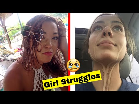 Funny face - Relatable Moments That Can Make Any Girl Weep