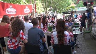 Mostarci svim srcem uz Vatrene uoči utakmice Hrvatska - Španjolska