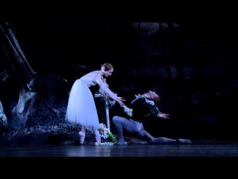 GISELLE -  Ballet du Royal Opera House en direct au cinéma le 27 janvier 2014.