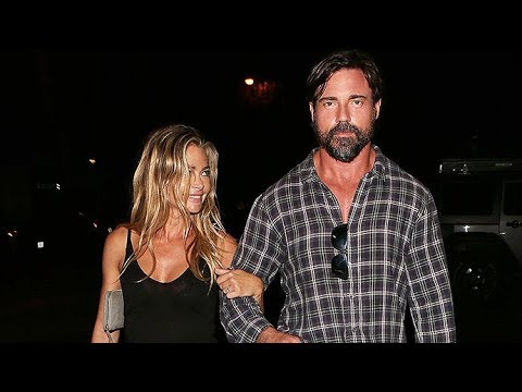 Denise Richards Enjoys Her First Day Of Married Life With Hubby Aaron Phypers