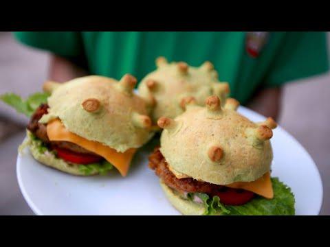 Food-Design im Corona-Look in Hanoi soll auch das Selb ...