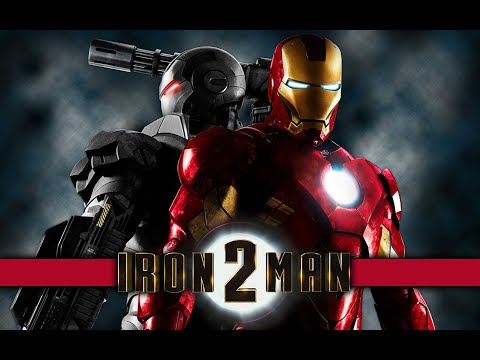 Iron Man 2 Full Movie All Cutscenes (#IronManGame ) Marvel's Iron Man 2 2010 All Cinematics