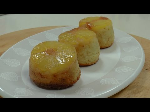 Pineapple Upside Down Cupcakes 19 September 2014 02 PM